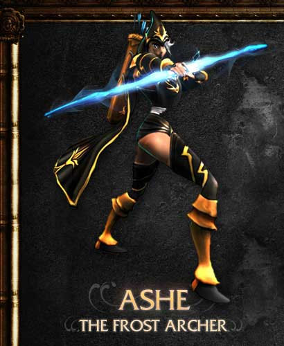 Guides & Builds Ashe - eclypsia.com
